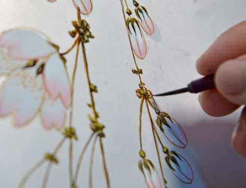 Hand Painting & Chinoiserie